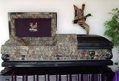 Novelty Camo Field Stream Mossy Oak Bedroom Decor