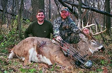 Is This The Heaviest Buck Ever?